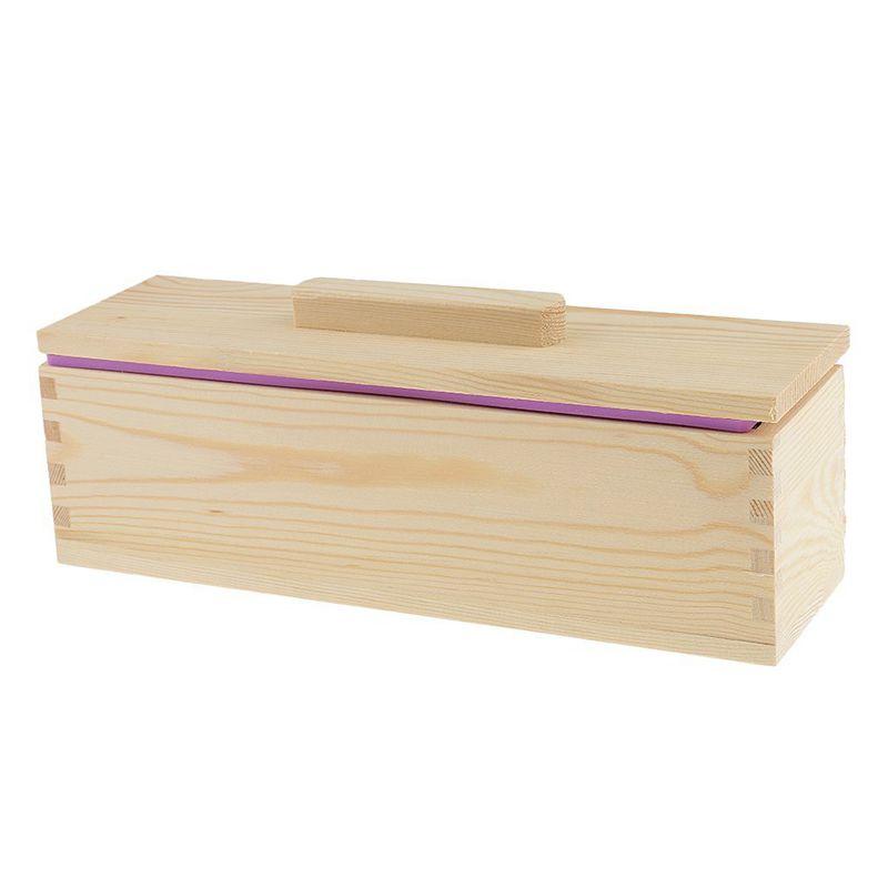 Molde-de-silicona-de-jabon-hecho-a-mano-DIY-Molde-de-jabon-rectangular-co-B3S2 miniatura 16
