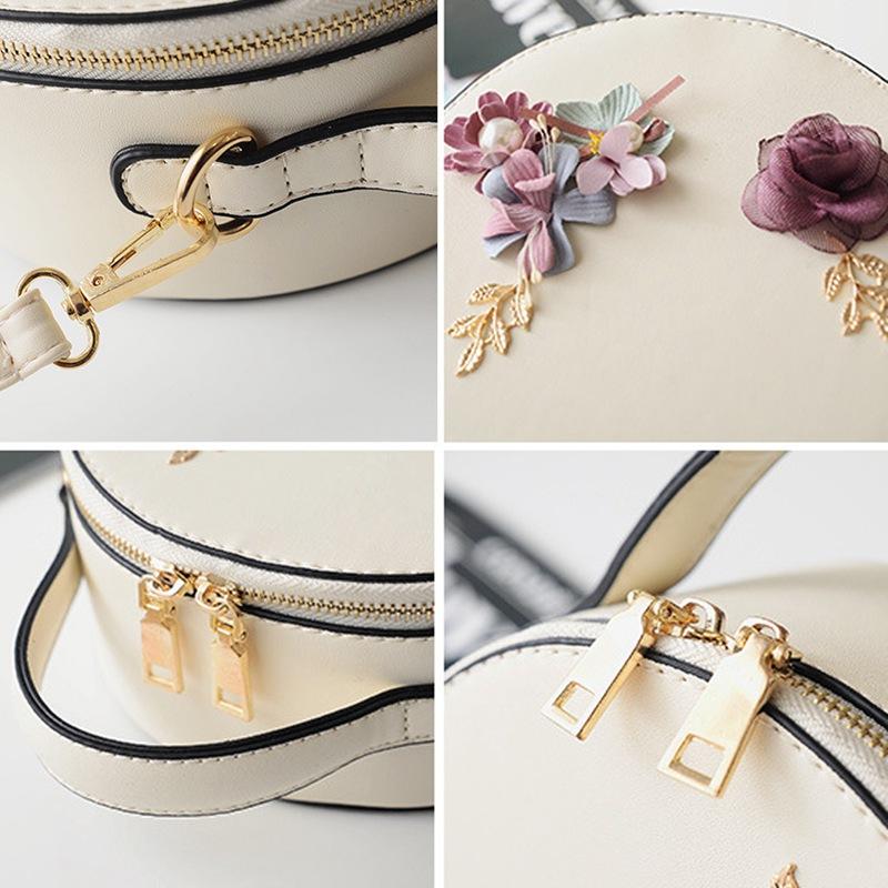2X-Damen-Tasche-Damen-Handtaschen-Leder-Schultertasche-Crossbody-Tote-Handt-B8H2 Indexbild 20