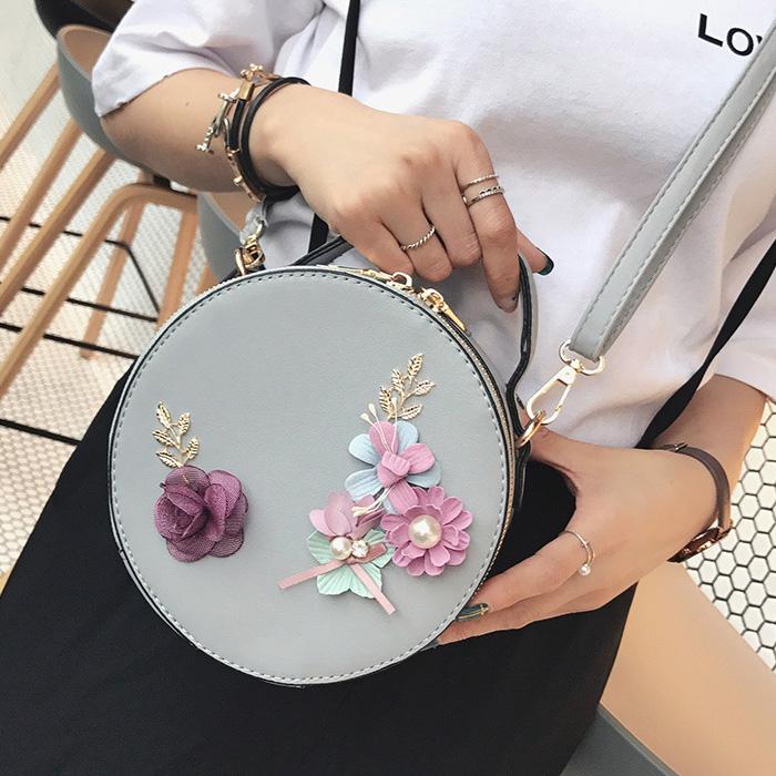 2X-Damen-Tasche-Damen-Handtaschen-Leder-Schultertasche-Crossbody-Tote-Handt-B8H2 Indexbild 22