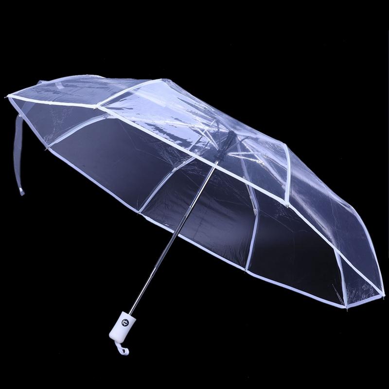Transparenter-Regenschirm-automatischer-Regenschirm-Regen-Frauen-Maenner-Su-J7A9 Indexbild 11