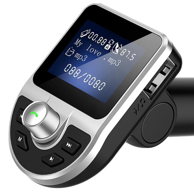Bluetooth-Stereo-A2DP-Musik-spielen-Bluetooth-Freisprecheinrichtung-3-1A-Kfz-W1