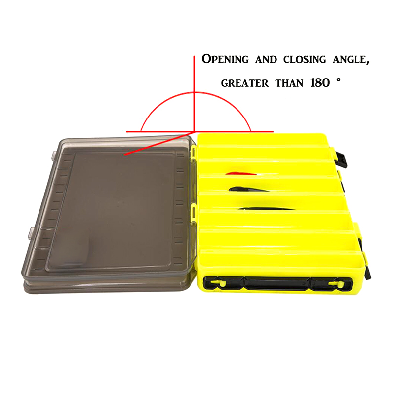 Fishing-Lure-Box-Double-Sided-Tackle-Box-Fishing-Lure-Egi-Squid-Jig-Pesca-A-I9T9 thumbnail 7