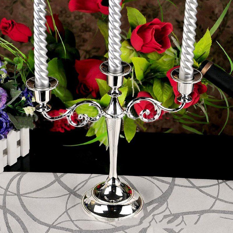 3-Candelabre-en-metal-pour-bougie-Grand-bougeoir-Candelabre-de-l-039-evenement-R5F4 miniature 18