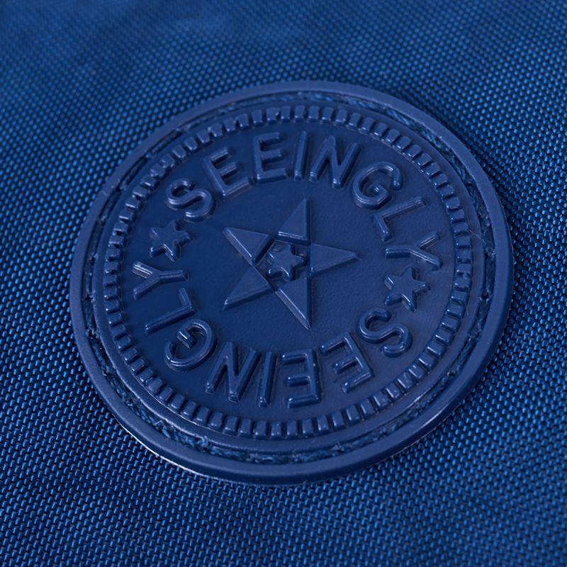 Petit-portefeuille-de-femmes-lavable-Porte-monnaie-en-tissu-froisse-de-tele-H8O0 miniature 33