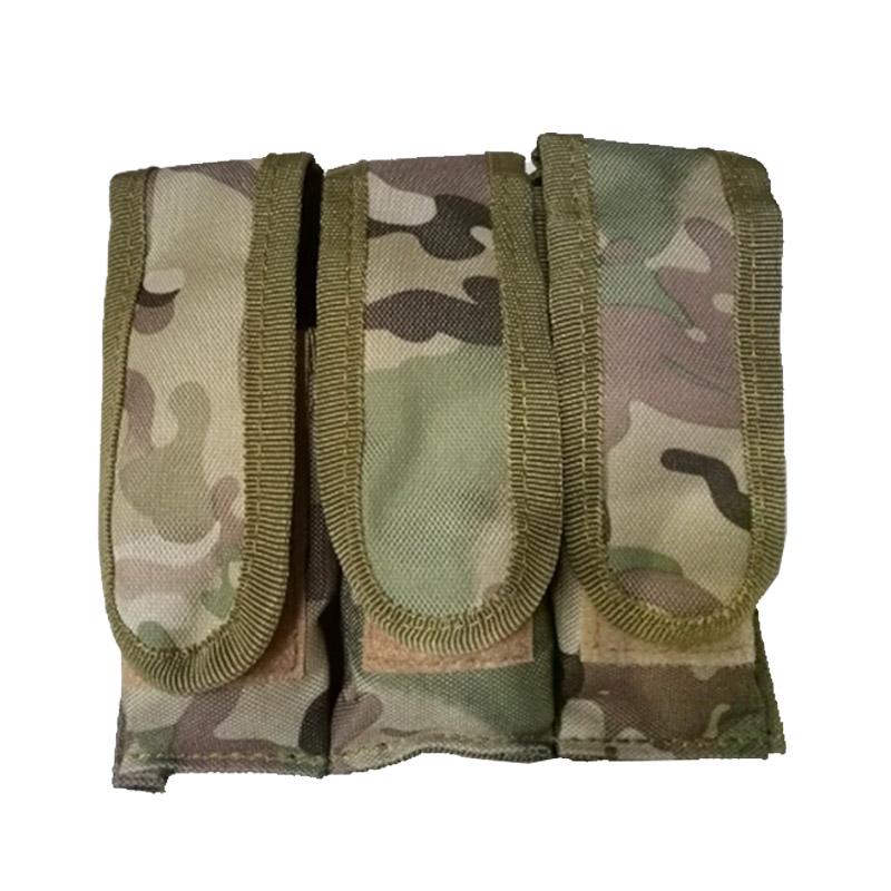 Chaleco-de-hombres-Chaleco-corporal-de-camuflaje-armadura-molle-Equipo-de-j-Y8P5 miniatura 21