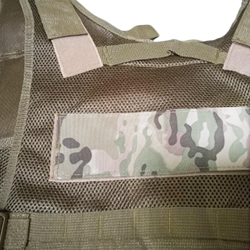 Chaleco-de-hombres-Chaleco-corporal-de-camuflaje-armadura-molle-Equipo-de-j-Y8P5 miniatura 24