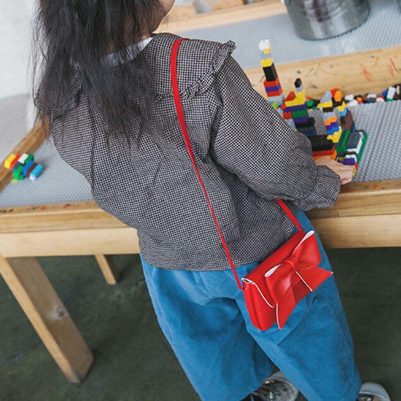 1X-1-PCS-Mignon-Enfants-Sac-a-Main-Filles-Sacs-De-Mode-Bebe-PU-En-Cuir-Sacs-L8D2 miniature 21