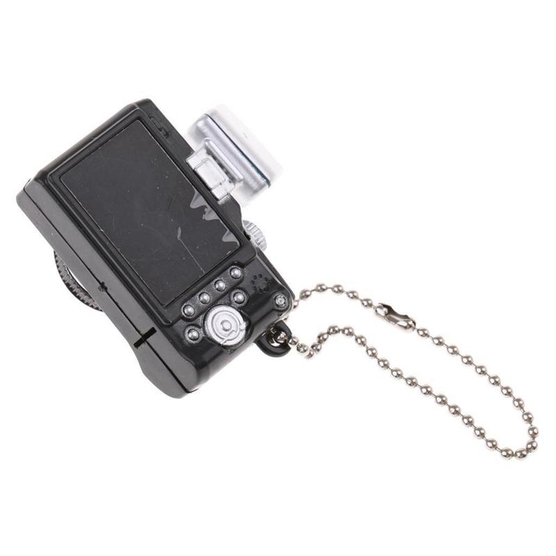 Escala-1-8-Camara-reflex-digital-miniatura-de-casa-de-munecas-Accesorio-K7P2 miniatura 17