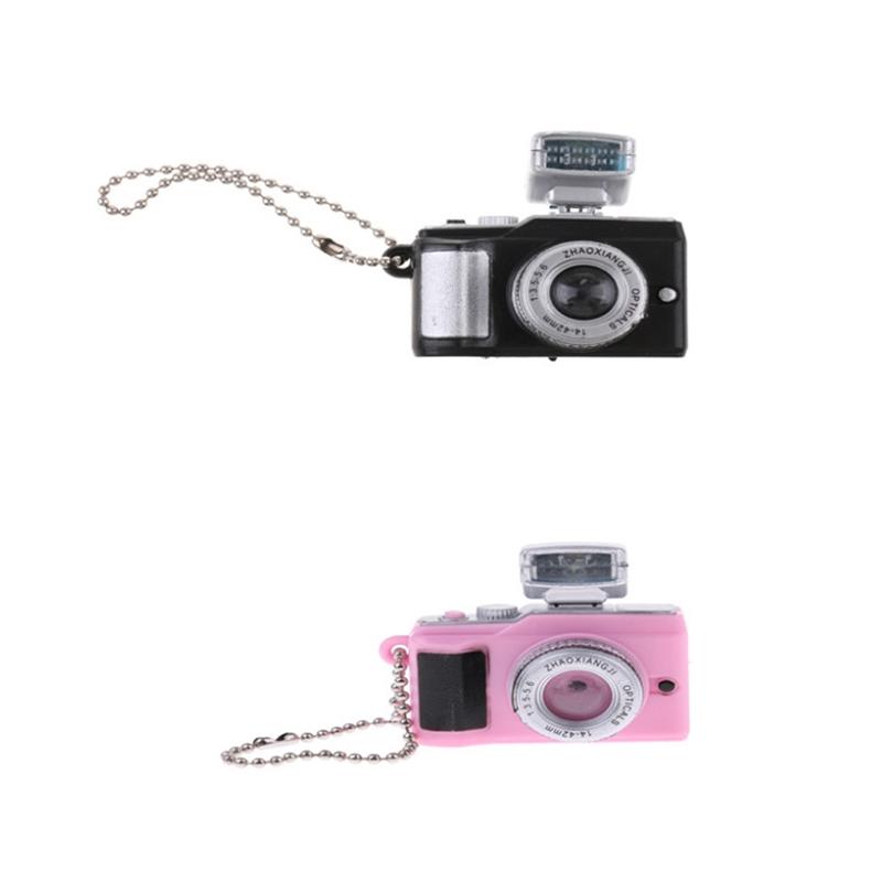 Escala-1-8-Camara-reflex-digital-miniatura-de-casa-de-munecas-Accesorio-K7P2 miniatura 18