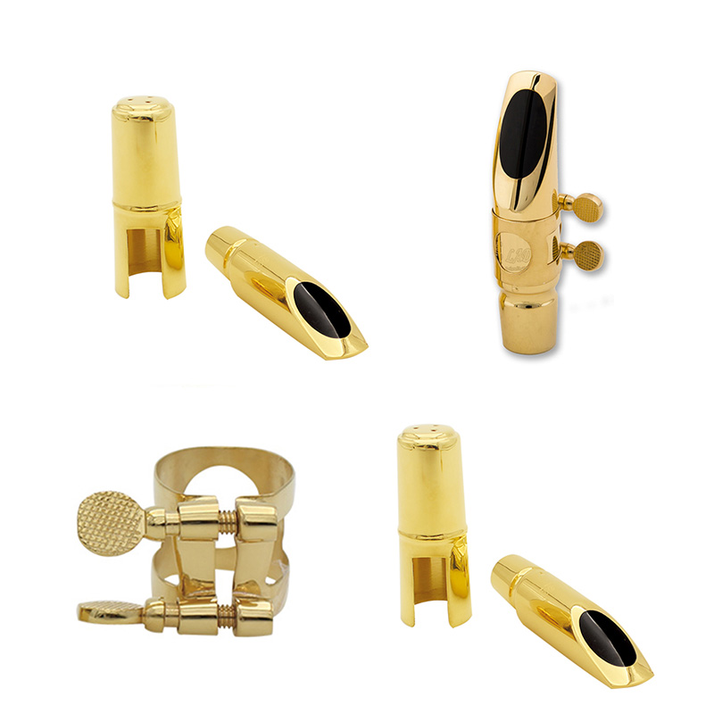 2X (EU Sachs Sachs Sachs Boquilla, cabeza de saxofón alto de metal, boquilla de metal T3Q7)  punto de venta en línea
