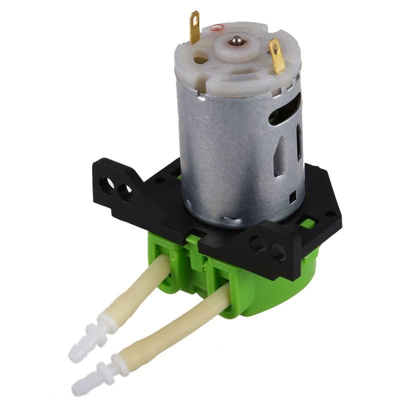 3x(pompe Peristaltique Pour Aquarium Vert R1x1) Paquet éLéGant Et Robuste