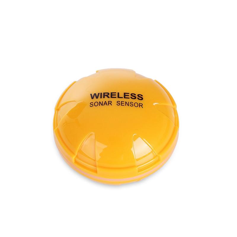 FF998 Sonar Fish Finder Wireless 40 40 40 M Tiefe 125 KHz Eco-Meter-Sonar-Sensor FB5D4 a96aba