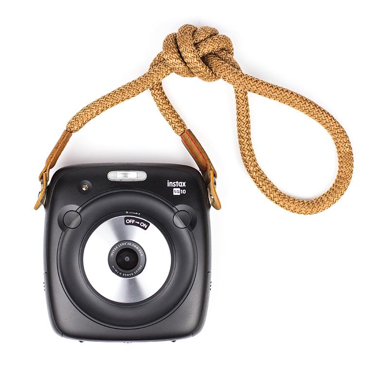 miniatura 14 - 100cm spalla elegante cotone Camera Neck Strap Belt per Mirrorless fotocame H1J4