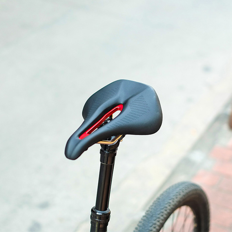 2X(PROMEND Mikrofaser Leder Leder Leder Reit Sattel Mountainbike Bergstrasse komfortabl Q8L3  | New Listing  f2ca8b