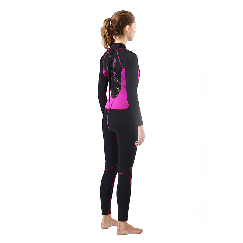 SLINX-CORAL-Women-039-s-Diving-Surfing-Diving-Nautical-Fishing-3mm-Neoprene-swi-B8D2 thumbnail 4