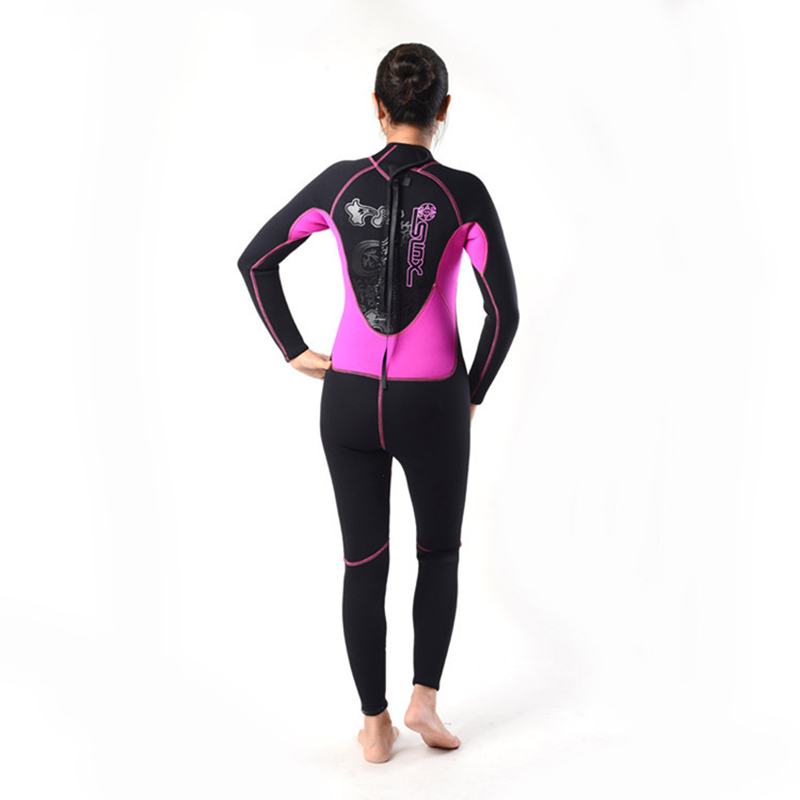 SLINX-CORAL-Women-039-s-Diving-Surfing-Diving-Nautical-Fishing-3mm-Neoprene-swi-B8D2 thumbnail 5