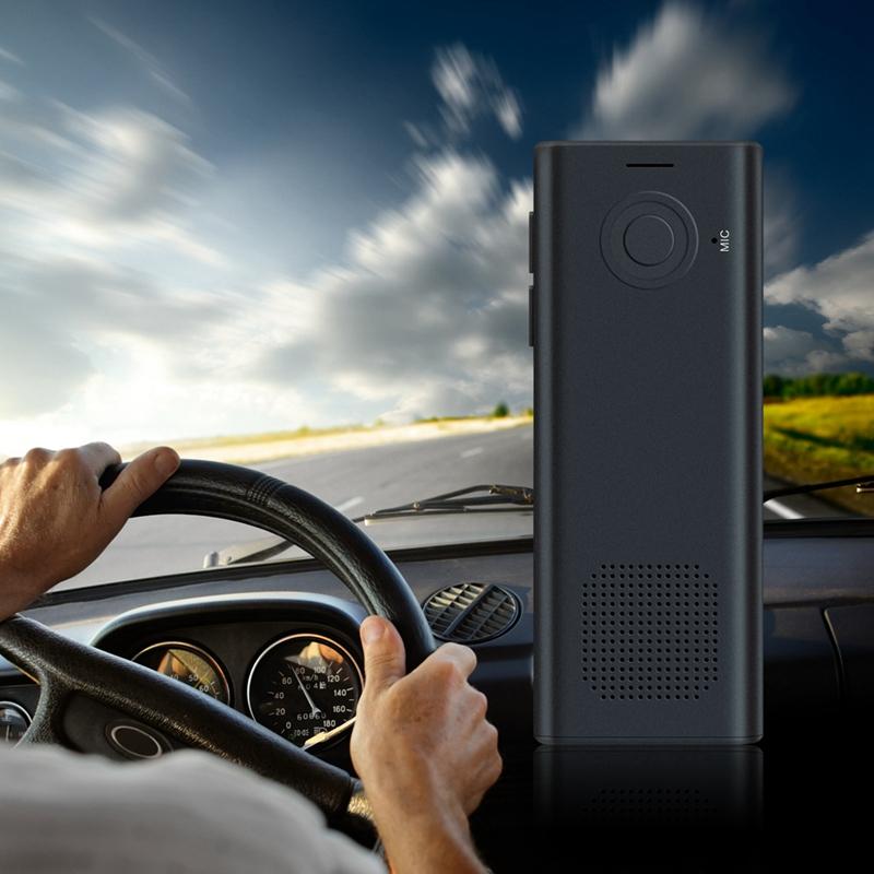 Bluetooth-4-1-Hands-free-Sun-Visor-In-Car-Speakerphone-Wireless-Speaker-Car-C-SS
