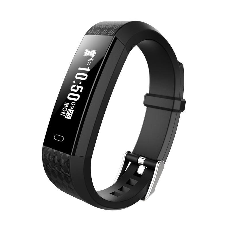 1X-ZY68-Pulsera-inteligente-Rastreador-de-fitness-Contador-de-pasos-Reloj-a-H8C4 miniatura 3