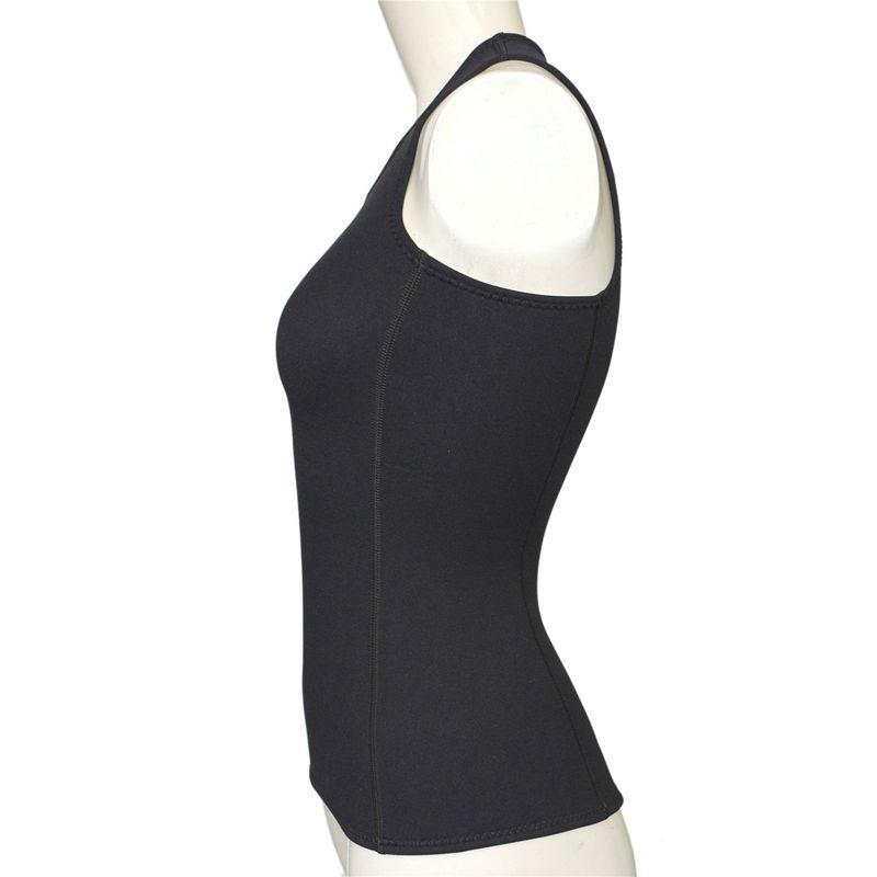 cca8c1620e SLINX 2mm Neoprene Wetsuit Vest Women Snokling Suit Diving Swimsuit ...