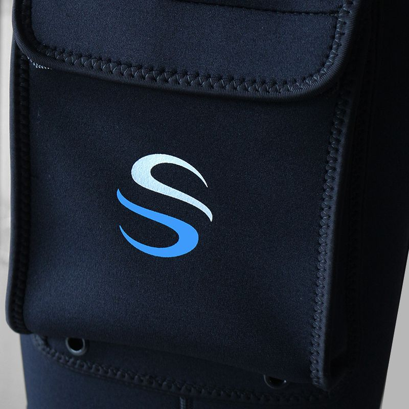 SLINX-3mm-Neoprene-Wetsuit-Tech-Shorts-Snorkeling-Scuba-Diving-Equipment-Su-F6P6 thumbnail 10