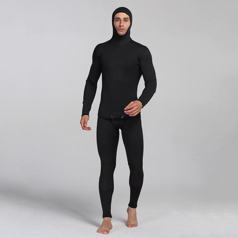 2X(3mm Traje Traje Traje de buceo de neopreno para hombres Traje de salto de surf natac C2P3 a1d69f
