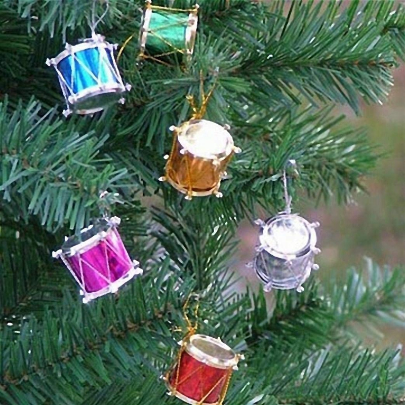 12pcs-Christmas-Holiday-Party-Glamour-Jewelry-Decoration-K2V6 縮圖 10
