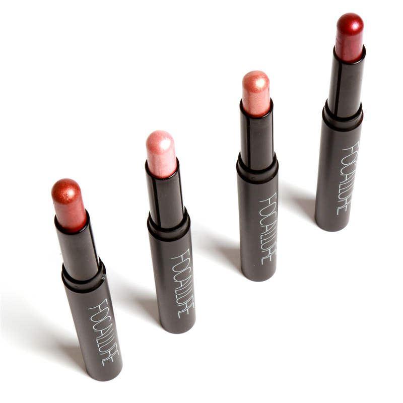 FOCALLURE-Metallic-Eyes-Make-Up-Liner-Pen-Lidschatten-Bleistift-Aufkleber-W-S9R7 Indexbild 4