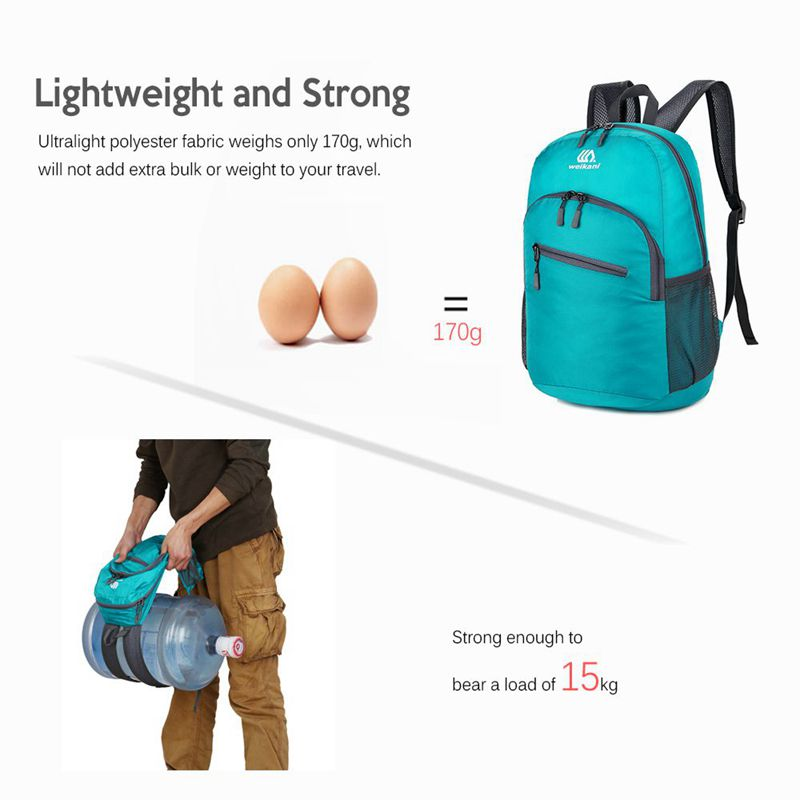 WEIKANI-Nouveau-Ordinateur-Portable-Sac-A-Dos-Hommes-Femmes-18L-Emballable-L-4I1 miniature 33
