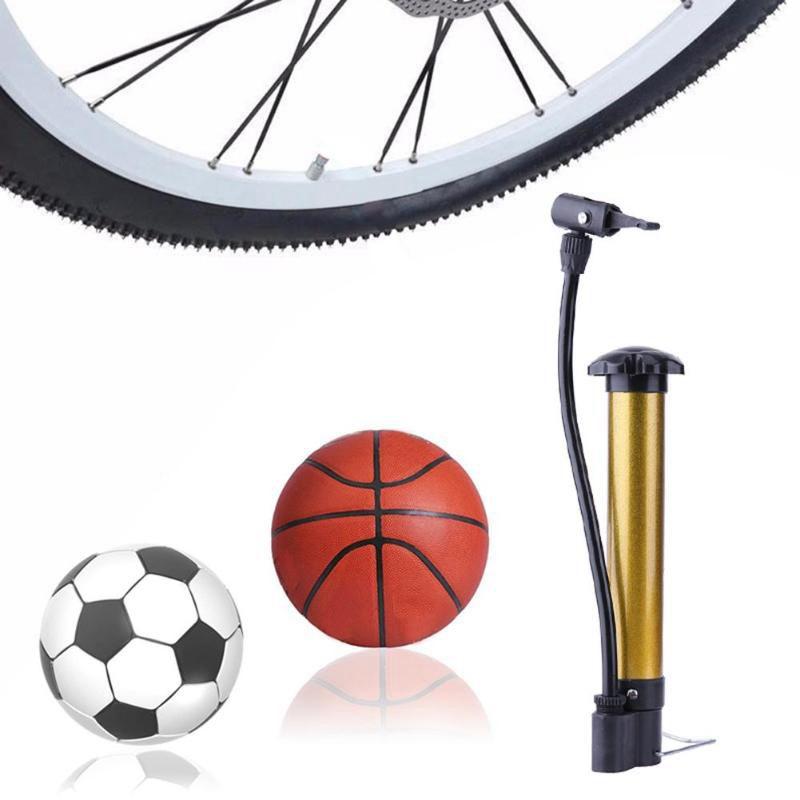 Portable Mini Bicycle Pump High Pressure Cycling Hand Air Pump Ball Tire In K3R7