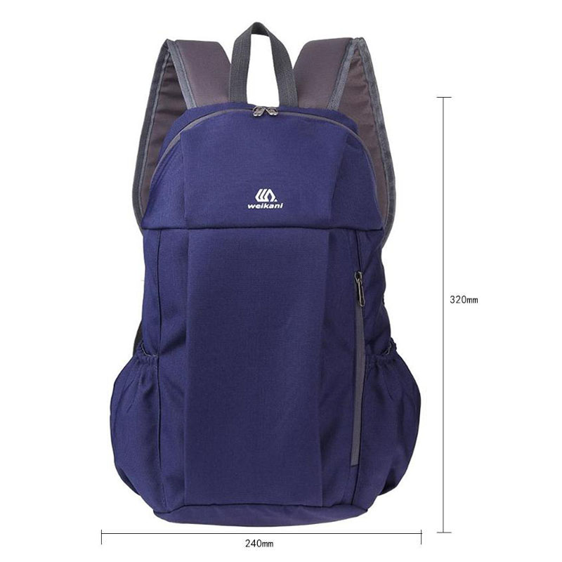 WEIKANI-30L-Outdoor-Climbing-Hiking-Backpack-Waterproof-Bag-Travel-Laptop-S-F2N9 thumbnail 6