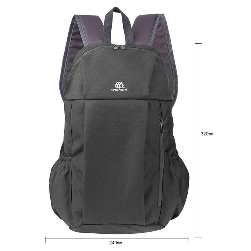WEIKANI-30L-Outdoor-Climbing-Hiking-Backpack-Waterproof-Bag-Travel-Laptop-S-F2N9 thumbnail 12