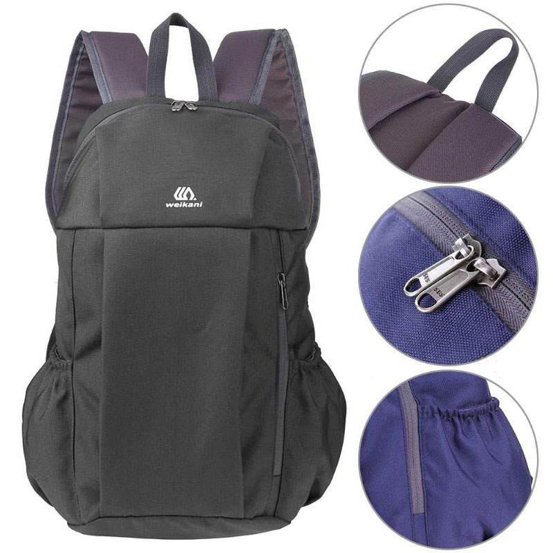 WEIKANI-30L-Outdoor-Climbing-Hiking-Backpack-Waterproof-Bag-Travel-Laptop-S-F2N9 thumbnail 13