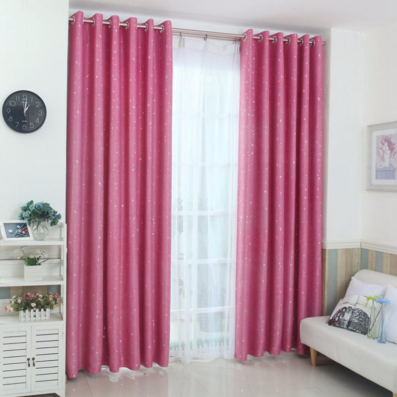 miniatura 4 - Cortinas de ventana opacas modernas para sala de estar dormitorio Cortina d N8J4