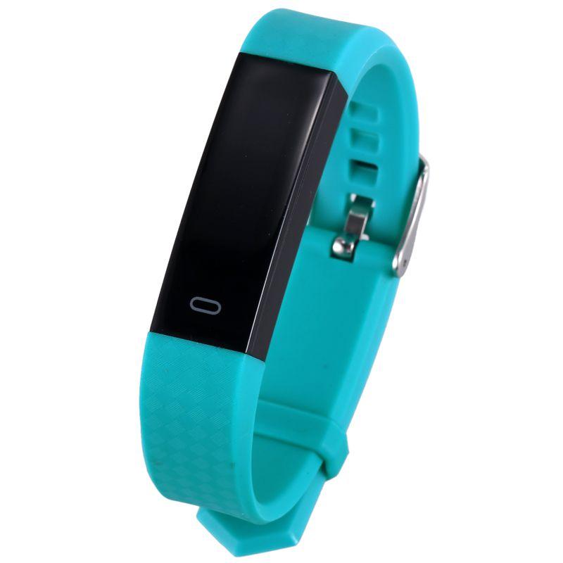 1X-ZY68-Pulsera-inteligente-Rastreador-de-fitness-Contador-de-pasos-Reloj-a-H8C4 miniatura 9