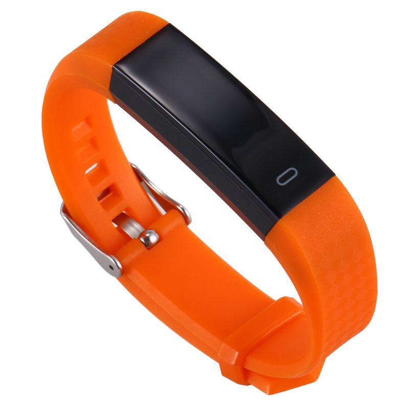 1X-ZY68-Pulsera-inteligente-Rastreador-de-fitness-Contador-de-pasos-Reloj-a-H8C4 miniatura 26