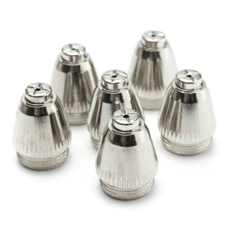 23PCS Air Plasma Cutter AG-60 Cutting torch/gun Head Consumable CUT40/50/60 Y2Q4 7