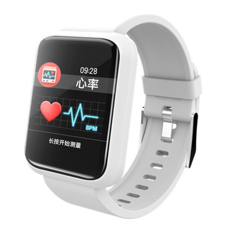 5x neue fitness tracker smart uhr mit blutdruck pulsmesser. Black Bedroom Furniture Sets. Home Design Ideas