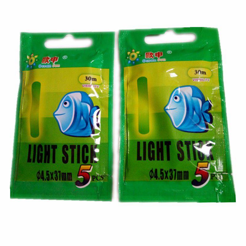 Hrph 20 Pz in Vari Colori da Pesca Fluorescente Bastoncino Luminoso Luce Notturna Galleggiante Canna Luci Scuro Bastoncini Luminosi Utile Molto Pendente