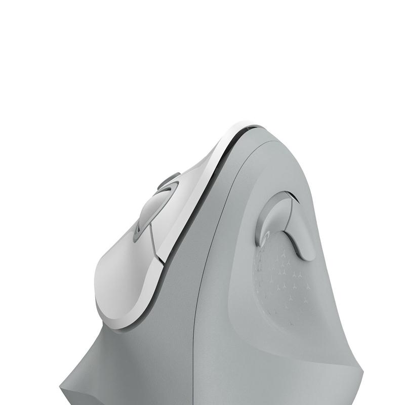 1X-FD-Ergonomique-Souris-optique-sans-fil-6-boutons-souris-verticale-avec-r-9V3 miniature 6