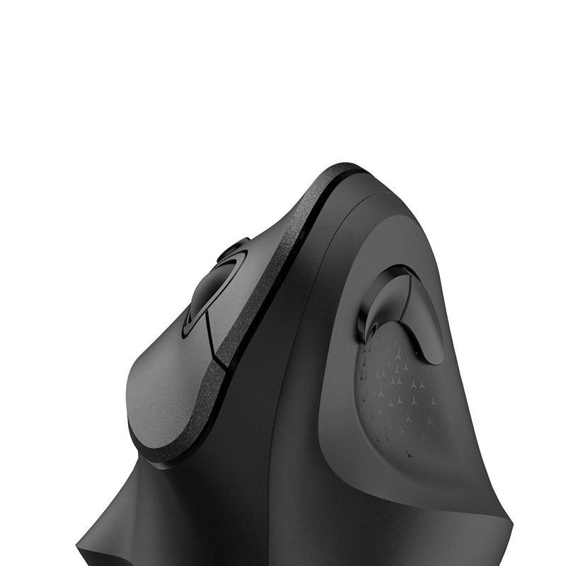 1X-FD-Ergonomique-Souris-optique-sans-fil-6-boutons-souris-verticale-avec-r-9V3 miniature 10