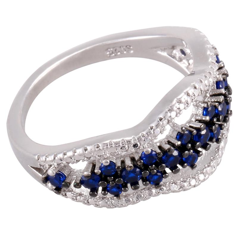 Anillo-exquisito-Joyas-de-diamante-de-zafiro-azul-hueco-Fiesta-de-compromis-S7O7 miniatura 25
