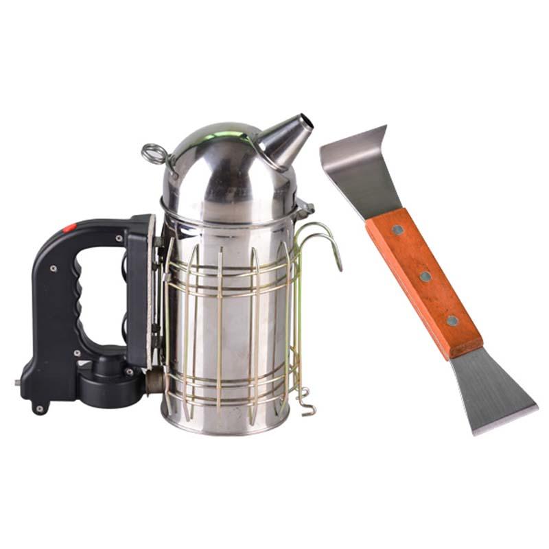 3X(Hohe Qualitaet Elektrische Biene Raucher Imkerei Werkzeug Ausruestung + J2U7) | Preisreduktion  | Online-Exportgeschäft  | Professionelles Design  | Verkaufspreis