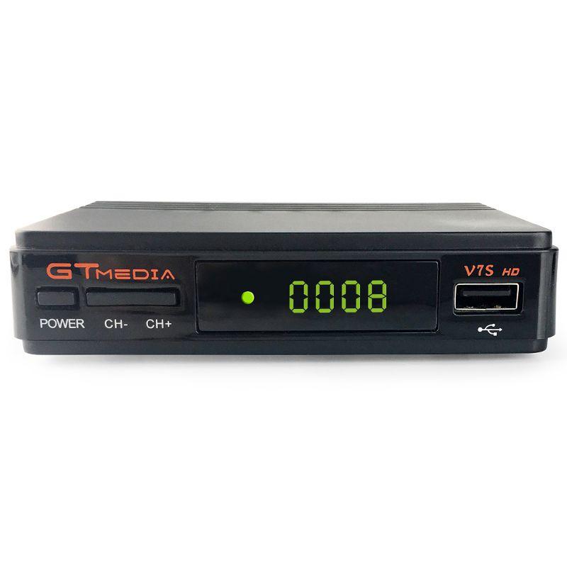 7X(Gtmedia Cccam Cline DVB-S2 Freesat Freesat Freesat V7S HD Recepteur satellite mis a niveau U6  descuento de ventas