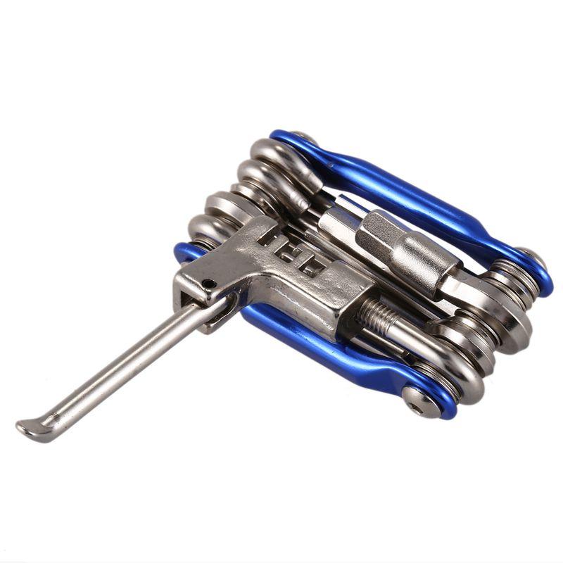11-in-1-Mini-Fahrrad-Reparatur-Werkzeug-Set-Schraubendreher-Steckschluess-H2Q1 Indexbild 4