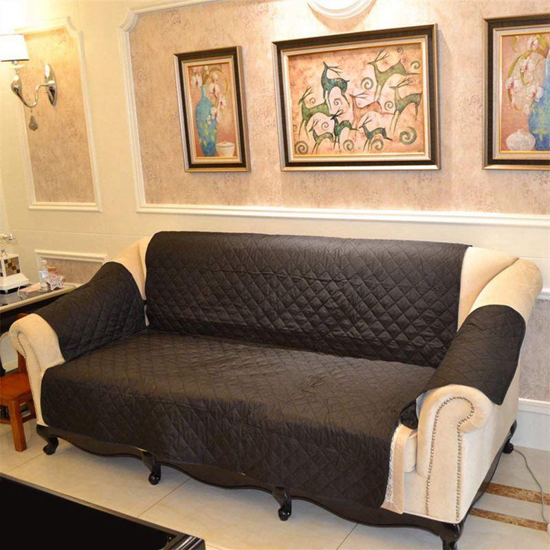 1X-Protection-Housse-de-Canape-3-Places-Sofa-Couverture-Impermeable-a-L-039-eau-G4D1 miniature 16