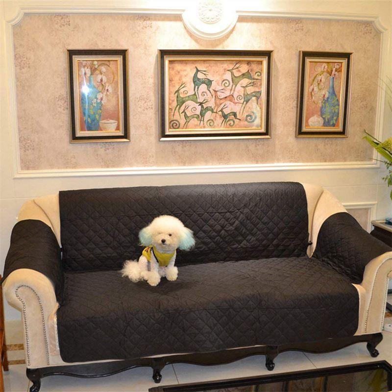 1X-Protection-Housse-de-Canape-3-Places-Sofa-Couverture-Impermeable-a-L-039-eau-G4D1 miniature 17