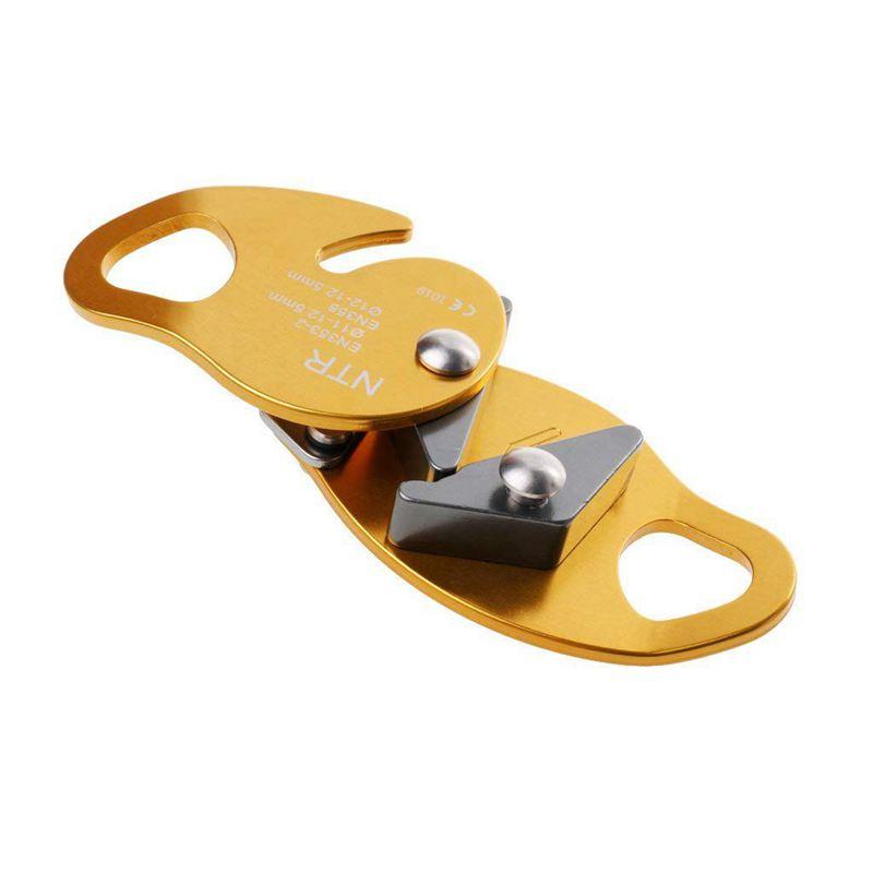 Clochette-Compass metallique du velo Noir Clochette + Compass T4A9 2X