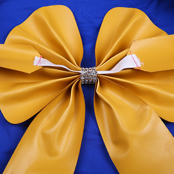 thumbnail 5 - Streamer Ribbon Bow Tie for Chair Backrest Wedding Decoration K7N2