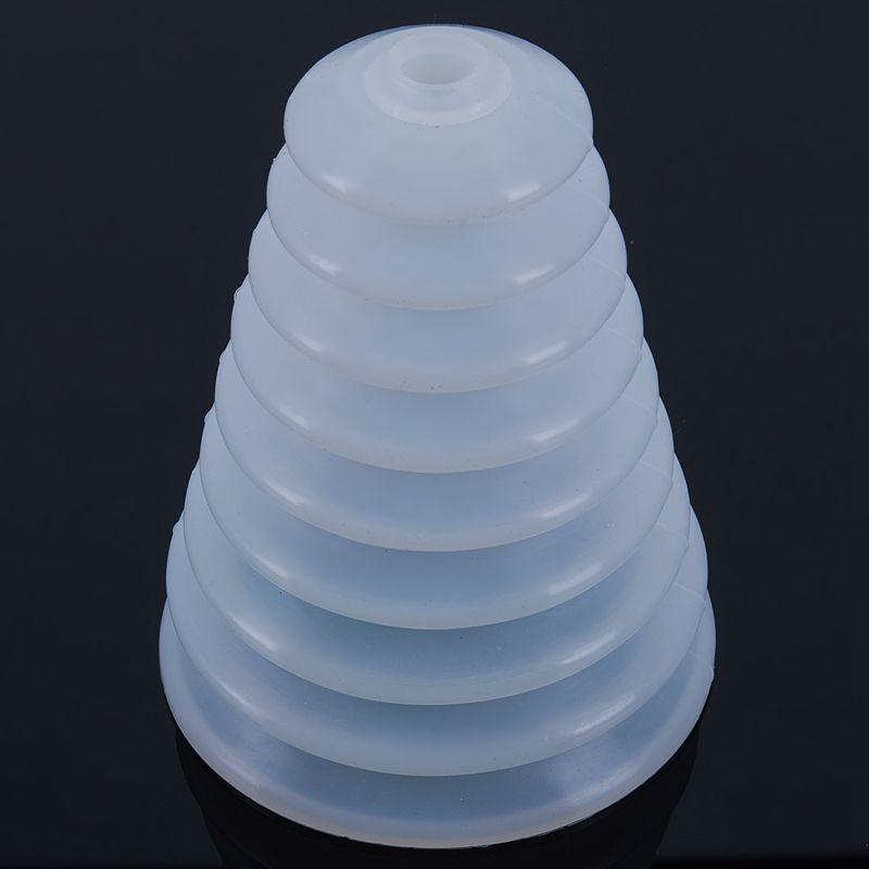 1-pieza-Colector-de-polvo-del-taladro-Cubierta-de-polvo-de-caucho-Colector-M9O7 miniatura 3