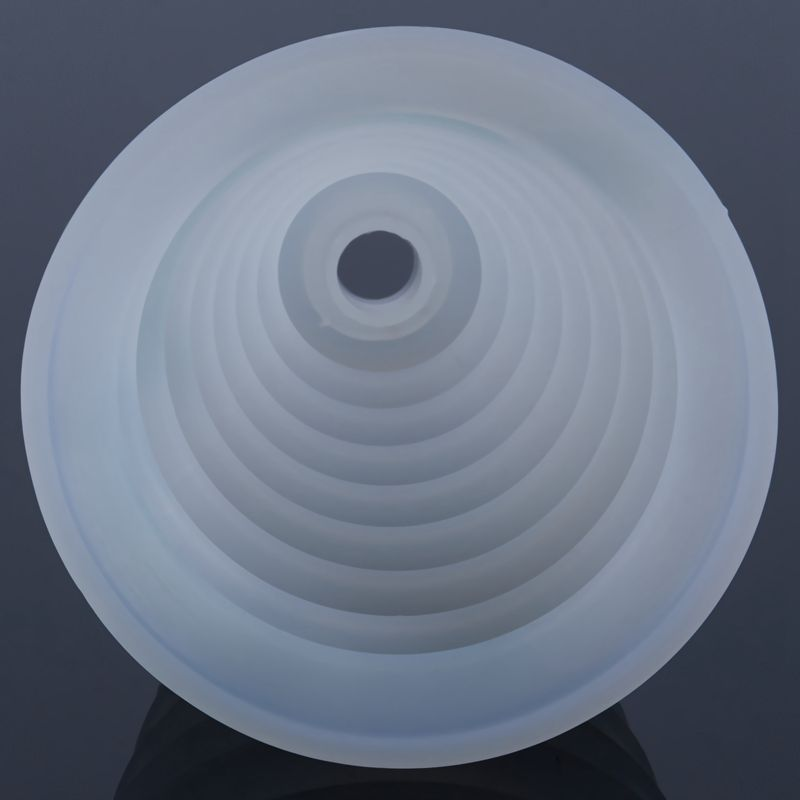 1-pieza-Colector-de-polvo-del-taladro-Cubierta-de-polvo-de-caucho-Colector-M9O7 miniatura 5